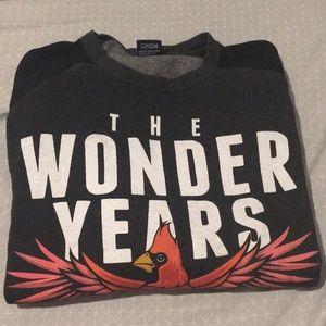 The Wonder Years Crewneck